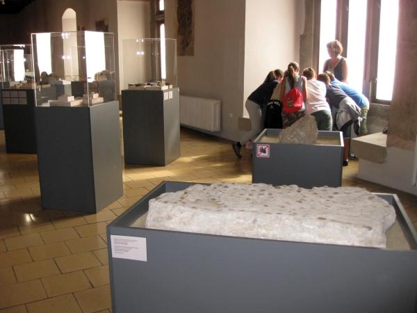 Prezeráte obrázky k článku: Učenie v galérii, múzeu, v informačnom centre