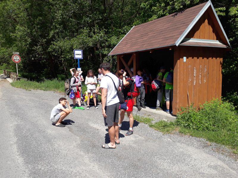 Prezeráte obrázky k článku: Športovo – turistický krúžok
