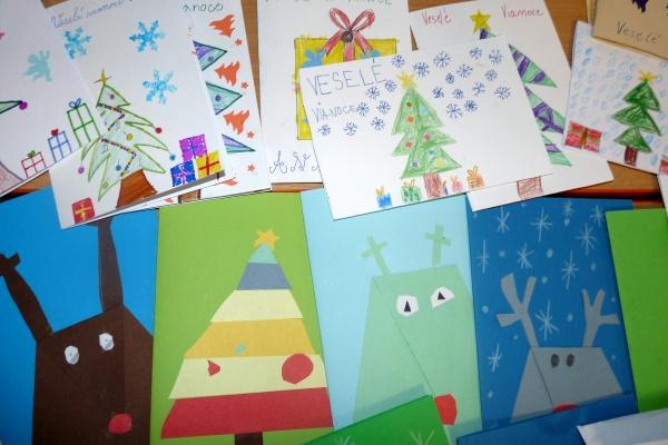 Prezeráte obrázky k článku: Vianočná pošta (2018)