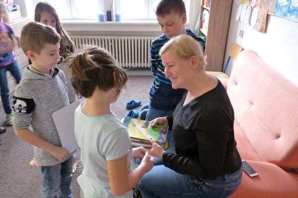 Prezeráte obrázky k článku: Zrodilo sa v mojej duši - workshop k motivácii k čítaniu a  rozvoju čitateľskej gramotnosti